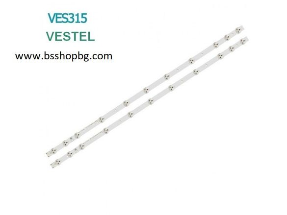 ПРОМО Лед ленти за подсветка Vestel Neo crown Finlux LG Samsun и др.