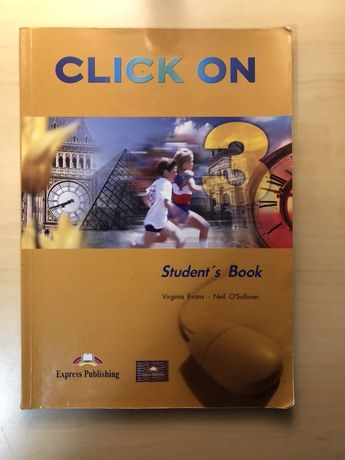 Click On 3 Student' s Book