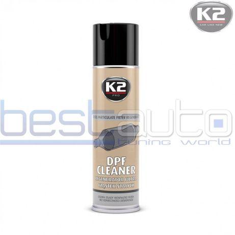 Спрей за почистване на DPF филтър K2 500ml
