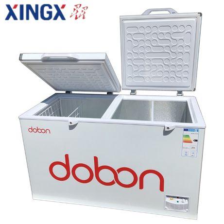 Морозильник DOBON- 718 со склада Доставка бесплатно