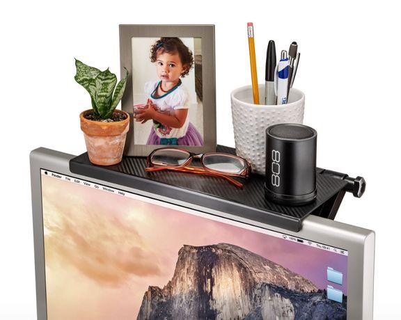 Органайзер-поставка за LCD телевизор Screen Top Shelf