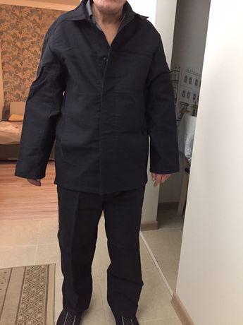 Униформа рабочая новая на 50 размер
