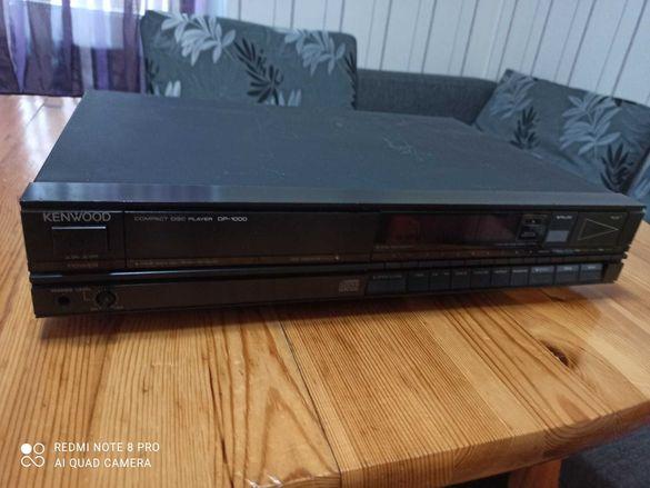 CD Kenwood DP 1000