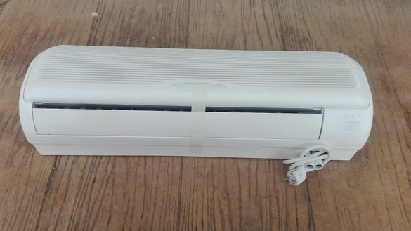 Вътрешно тяло от климатик преправено за парно / конвектор за парно