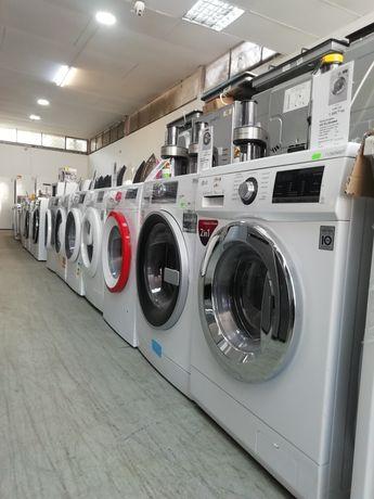 Mașini de spălat si uscatoare Resigilate A+++ 7-10kg oferim Garantie