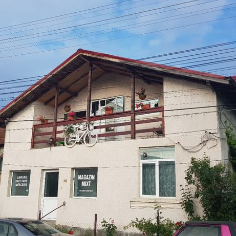 Casa de vânzare în comuna Godeni, Argeș sau schimb cu ap. în București