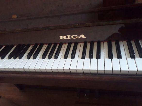 "Пиано ""Riga"""