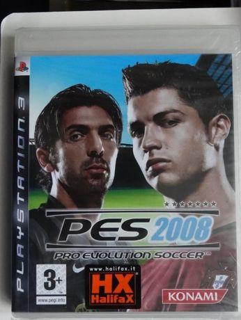 Joc PS3 - PES 2008 Pro Evolution Soccer/ Fifa 09/ Fifa 10