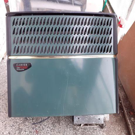 Газова печка Carver 5500 turbo fanmaster
