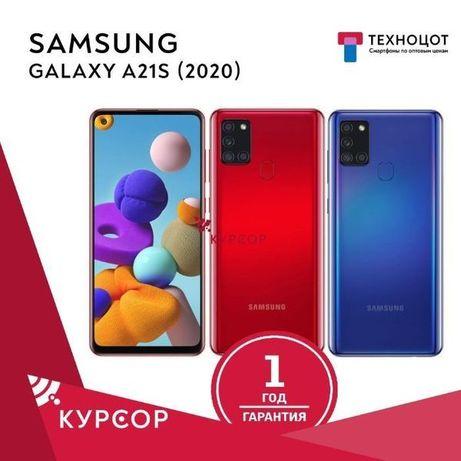КУРСОР Samsung Galaxy A21s , 3/32 GB ,Назарбаева 161/Муканова 53