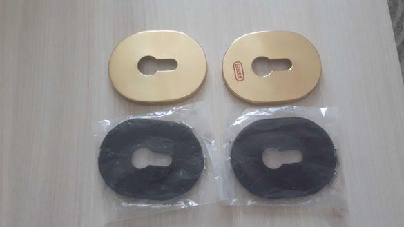 Комплект розетки и напречник за брава VARIO POTENT