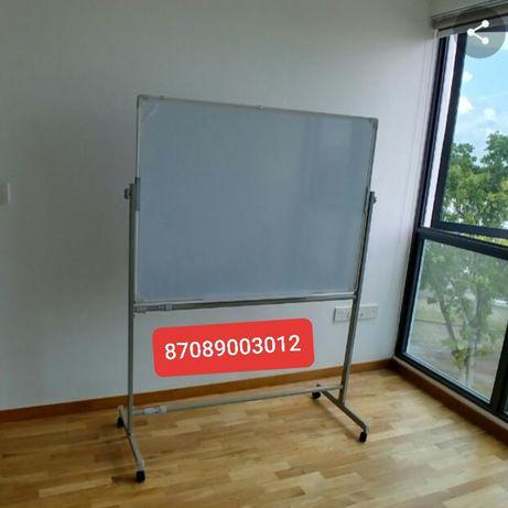 Доска магнитно-маркерная доставка бесплатно + ПОДАРОК