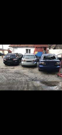 Dezmembrez piese Mazda 6 Preturi mici!!