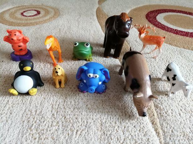 Set 10 figurine animalute