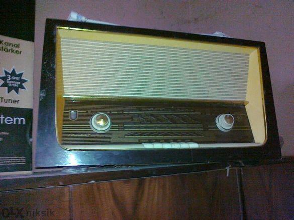 старинно радио орфей