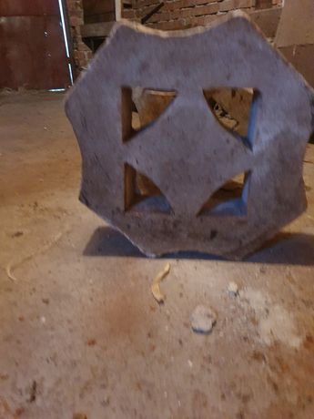Vand doua dale de beton