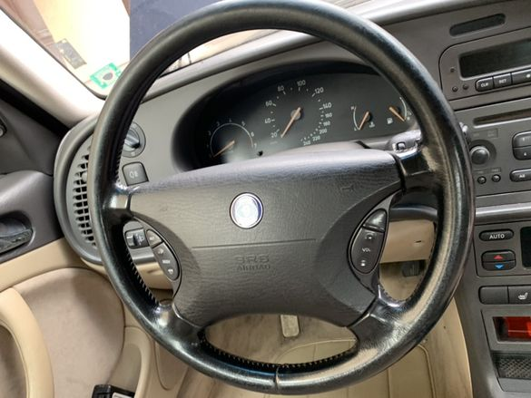Saab 9-3 OG 2.0Т На части