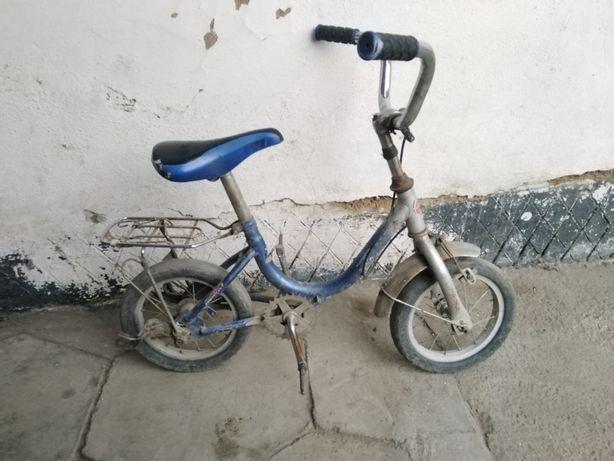 Велосипед на запчасть
