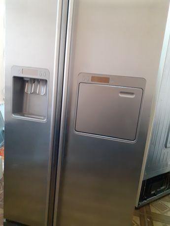 Samsung 185000 side by side