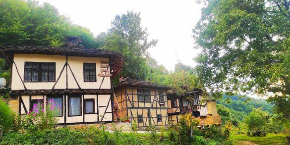 Автентична къща за гости от 1876 г.