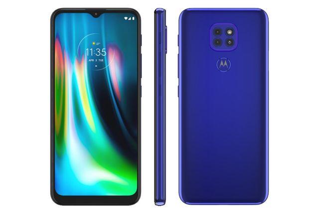 Motorola Moto G9 Play 4/64 Saphire Blue - XT2083-3 - Nou Sigilat