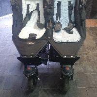 Бебешка количка за близнаци ТрендсФорКидс