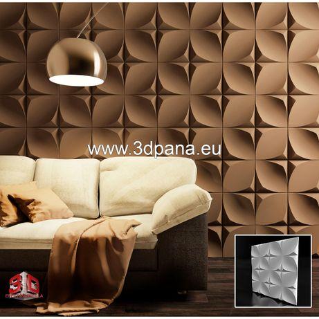 3Д ПАНЕЛИ, декорация за стена, облицовки, облицовъчен камък, пана № 01