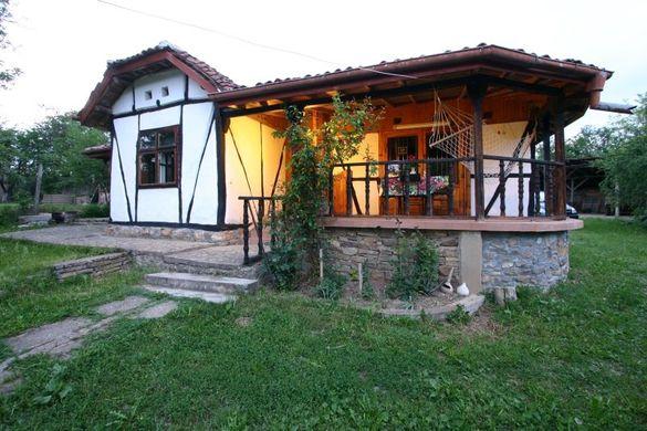 Бистрилишки Къщи