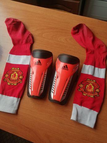Продам щитки и гетры для футбола.