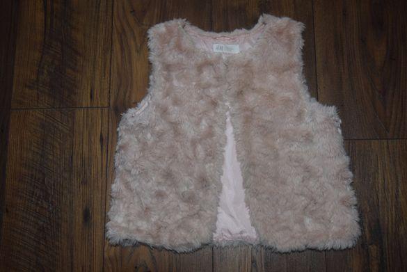H&M зимни дрехи 7-8г.