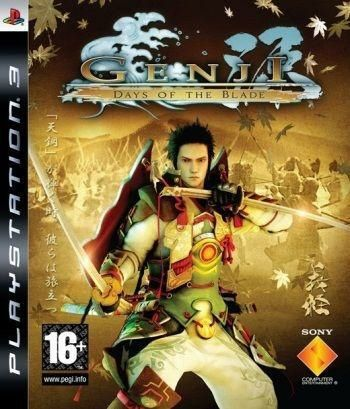 Joc PS3 - Genji: Days of the Blade, playstation 3