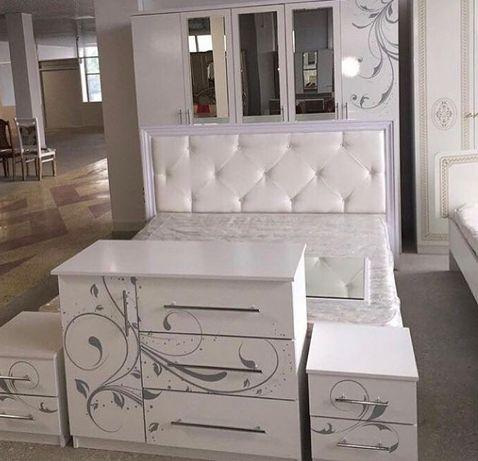 Спальный гарнитур Бостон 4Д!Мебель Со Склада Самые Низкие Цены У Нас