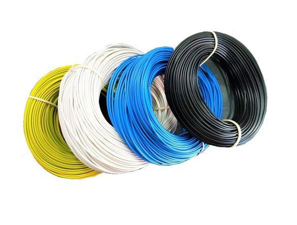 Кабел за автомобили 1,5 мм2 - цветове