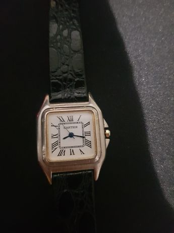 ceas cartier stainless steel back