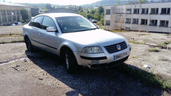 VW PASSAT 5 1.9tdi 131к.с. на части