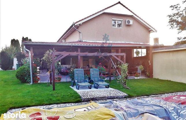 Restaurant si casa cu piscina, la 12 km de Oradea, judet Bihor
