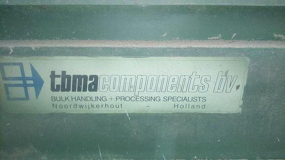 Машина за разопаковане на торби TBMA Components bv
