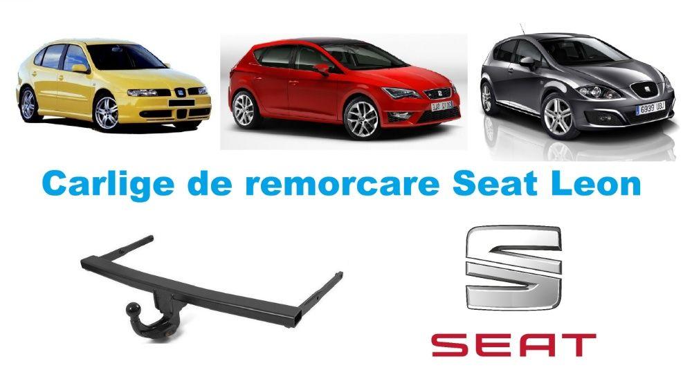 Carlige de remorcare omologate RAR Seat Leon - 5 ani garantie Bucuresti - imagine 1