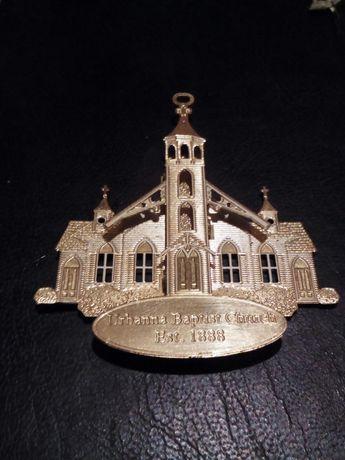 Babtist medalion