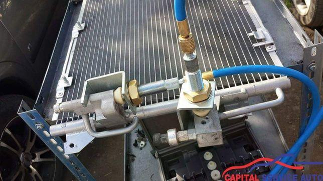 Reparatii AC AER CONDITIONAT auto la domiciliu încercare freon
