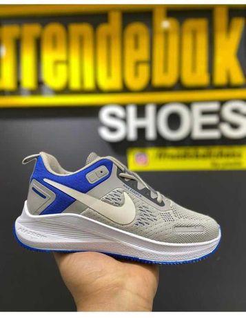 Adidasi Barbati Nike ZoomX Gray & Blue!