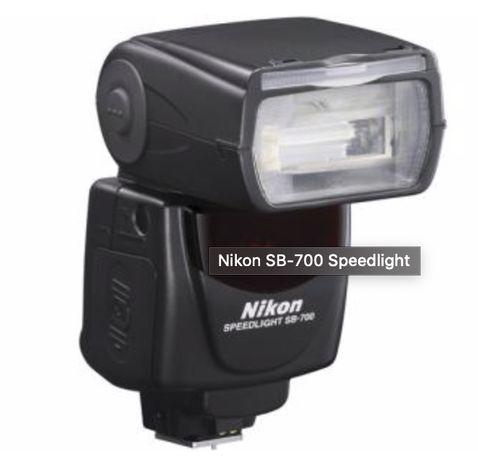 Фото Вспышка Nikon SB 700 speedlight