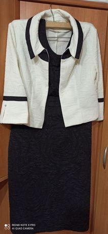 Платье женское с болеро