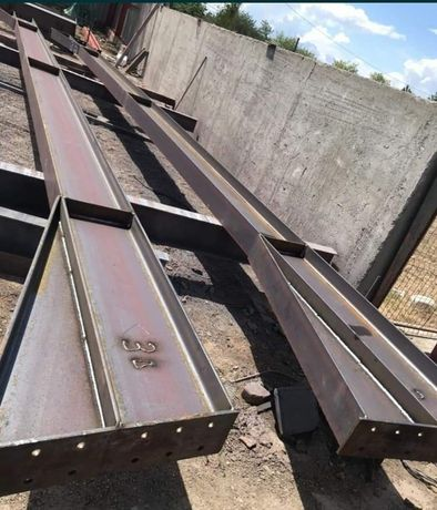 Vand hală metalica structura 15m×35m×4m