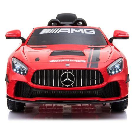 Masinuta electrica Kinderauto Mercedes GT-R 2x25W STANDARD #Rosu