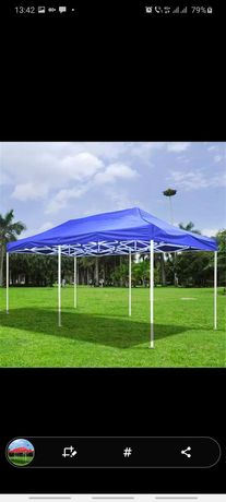 Cort pavilion pliabli 3×4.5