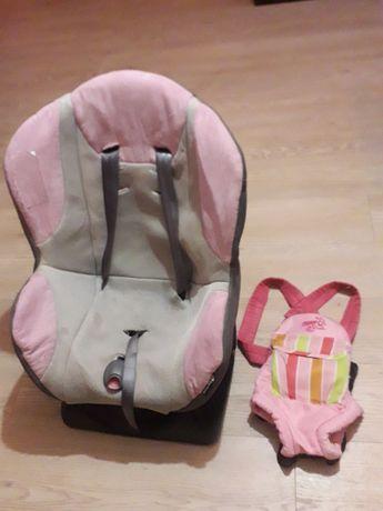 Детско столче с подарък кенгуру