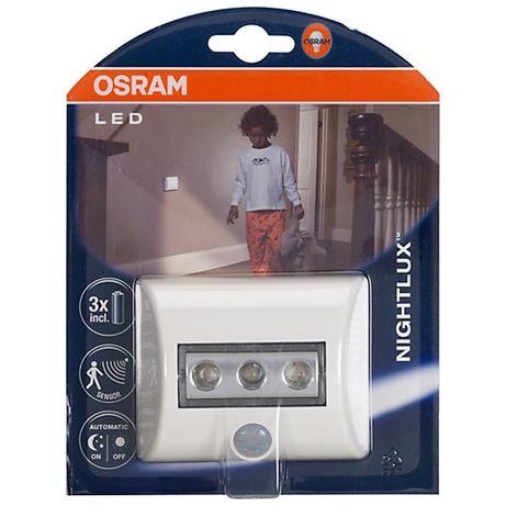 Led осветители ''OSRAM'' със сензор за движение