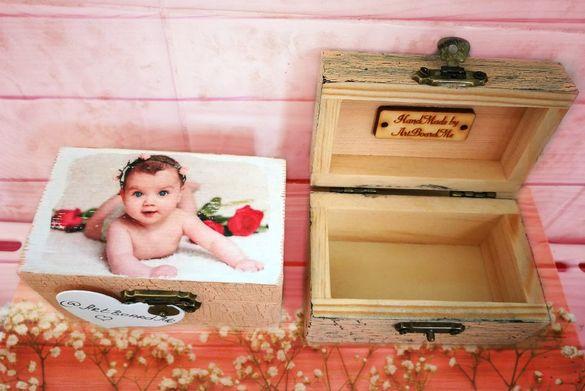 Персонализирани кутийки с ваша снимка