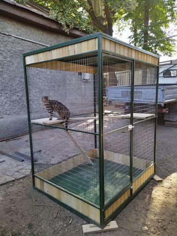 Кошатник клетки для животных